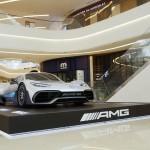 메르세데스-벤츠 코리아, '메르세데스-AMG 프로젝트 원(Project ONE)' 스타필드 하남 전시