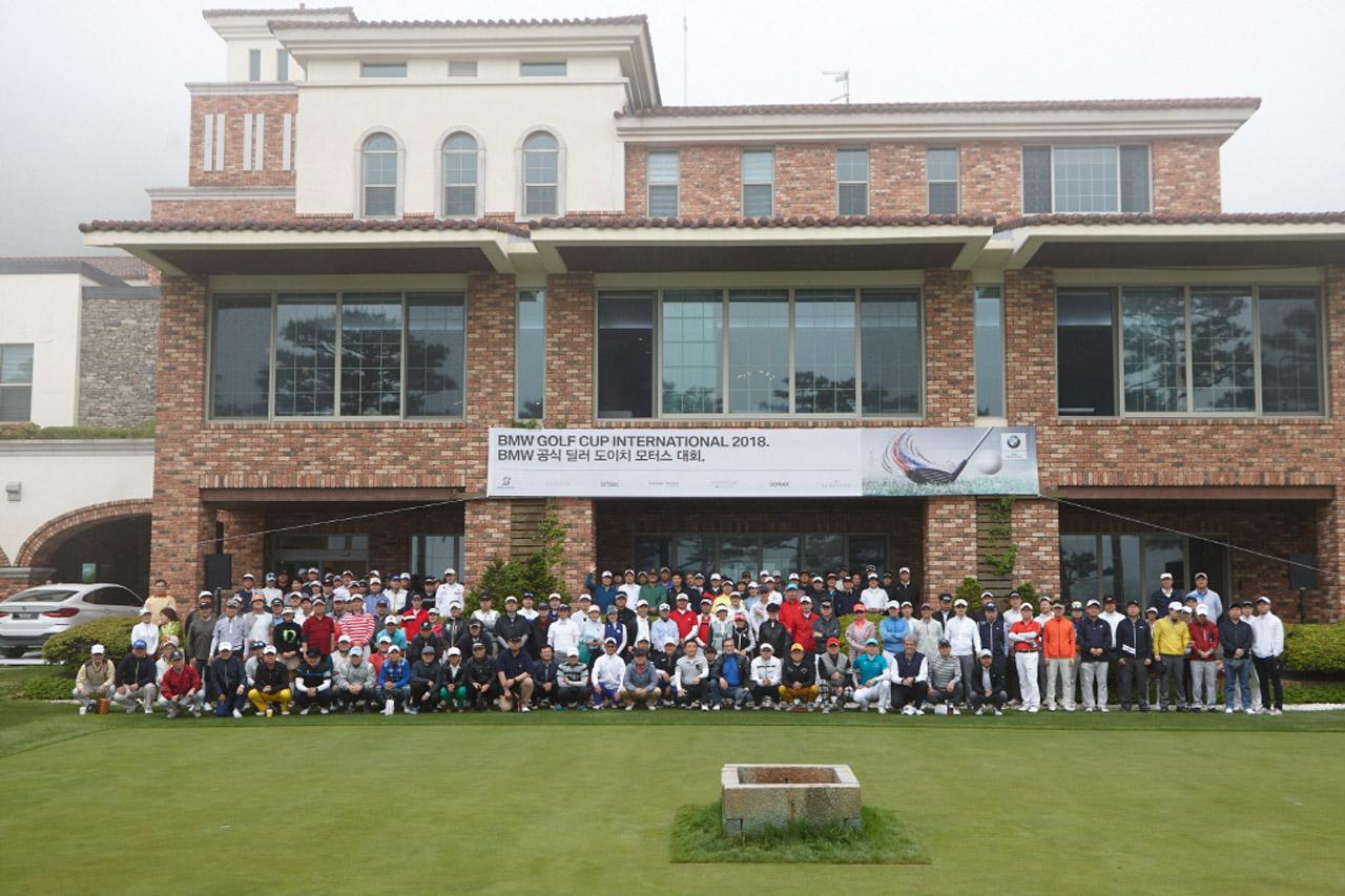 사진_BMW 골프컵 인터내셔널 2018 개막