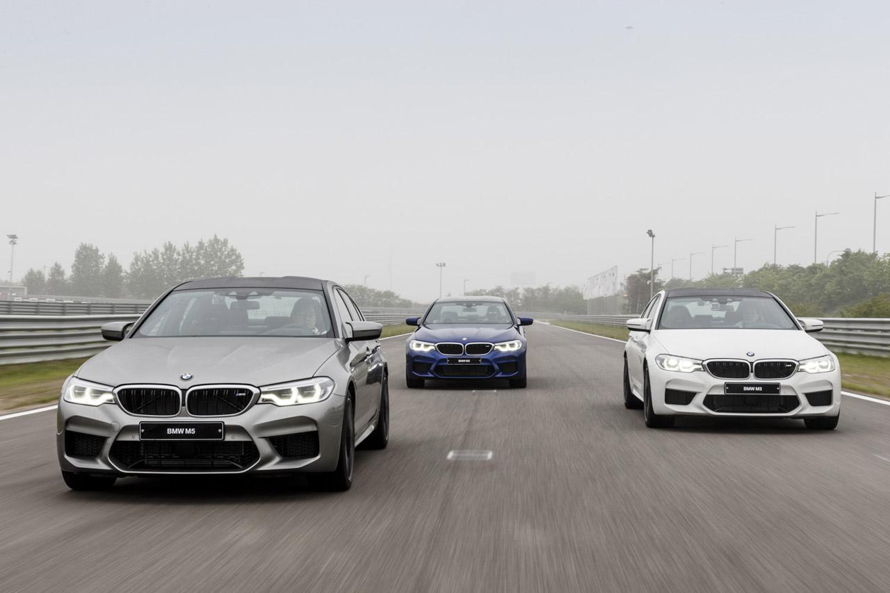 BMW M 익스피리언스 2018_6세대 뉴 M5 공개 (3)