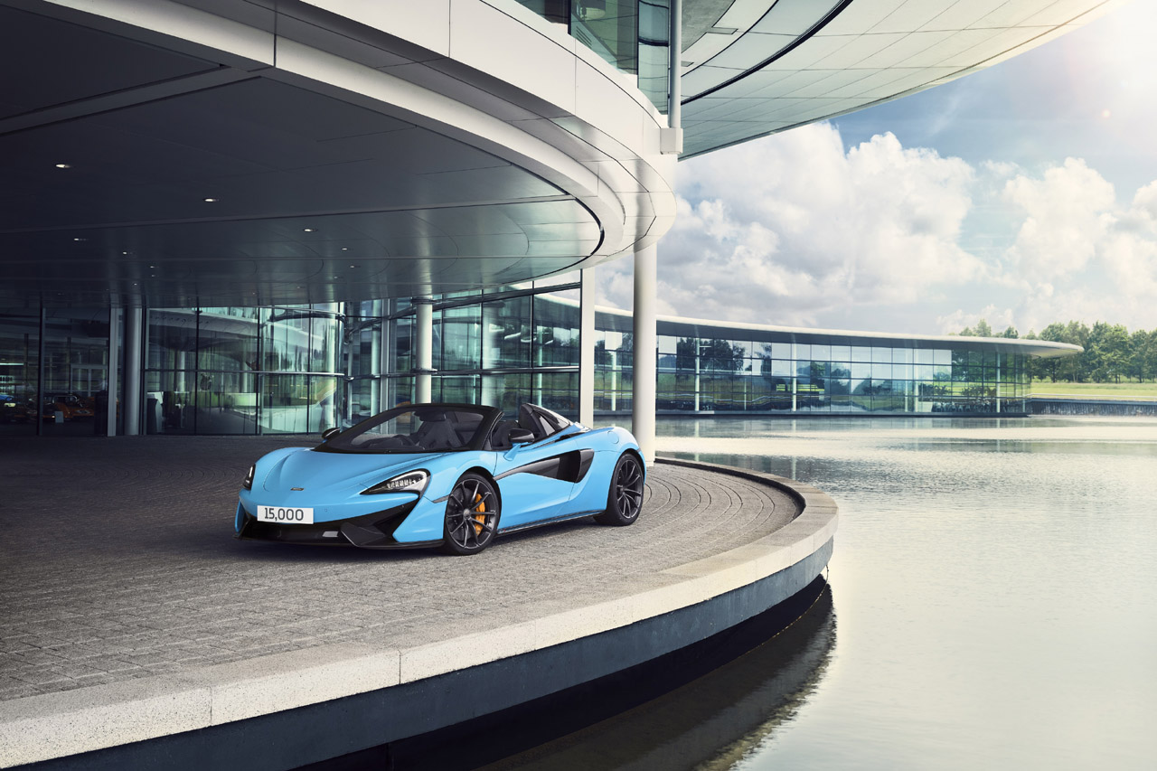 McLaren Automotive 15000th car - 570S Spider_01