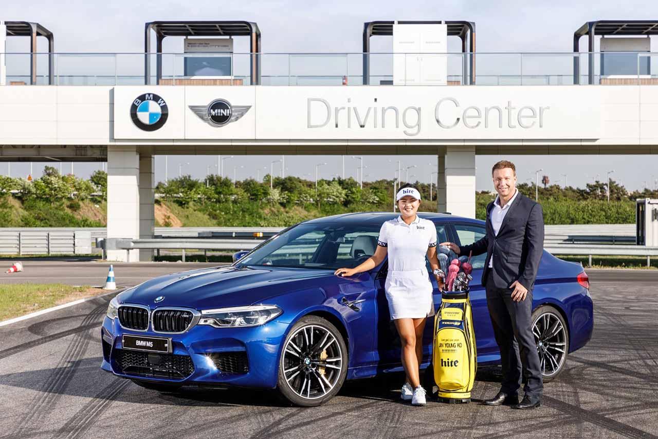 보도자료 이미지-BMW 그룹 코리아, 고진영 프로 프렌드 오프 더 브랜드 선정 (1)