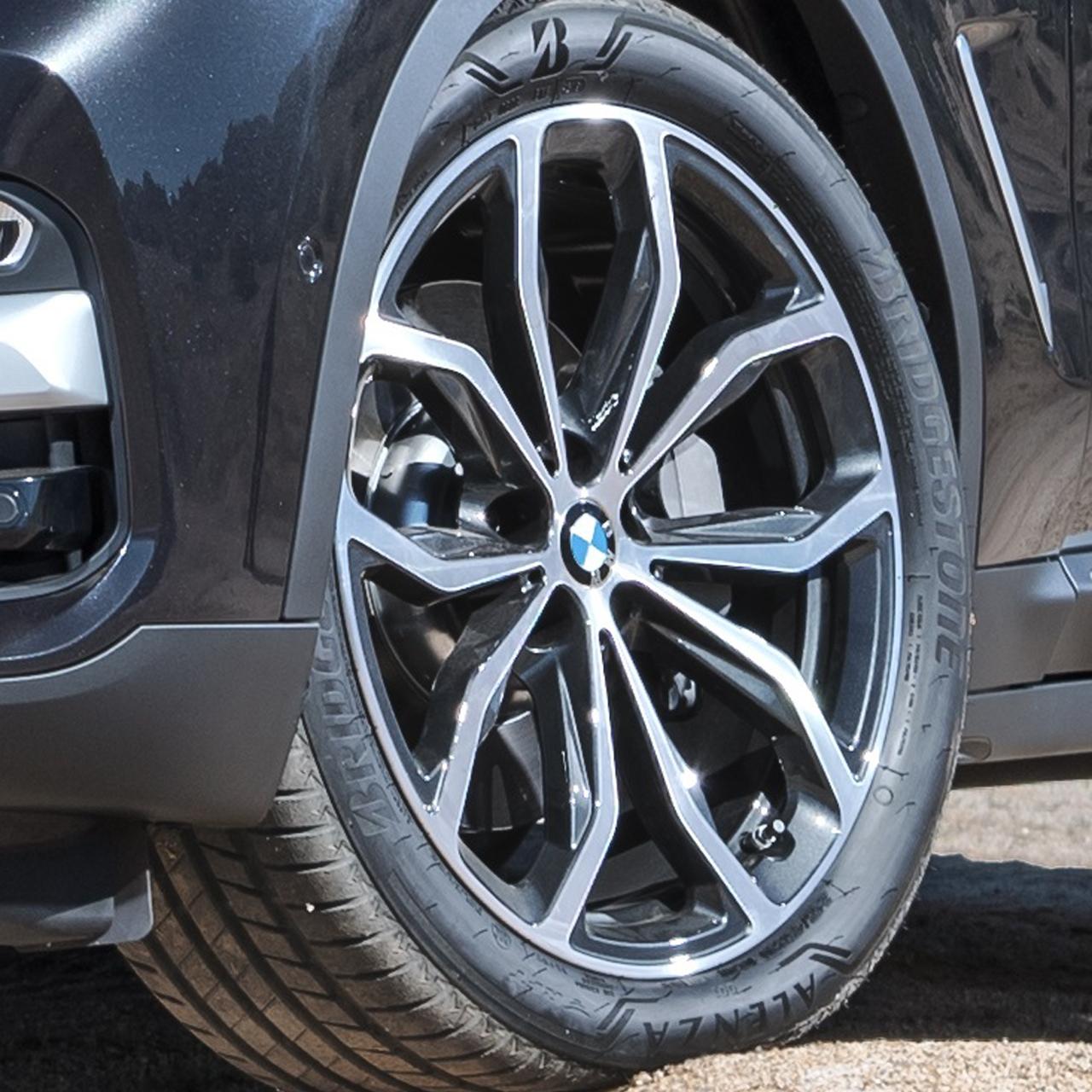 브리지스톤 BMW X3에 장착