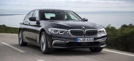 BMW 그룹 코리아, 520i 럭셔리 사전계약 실시