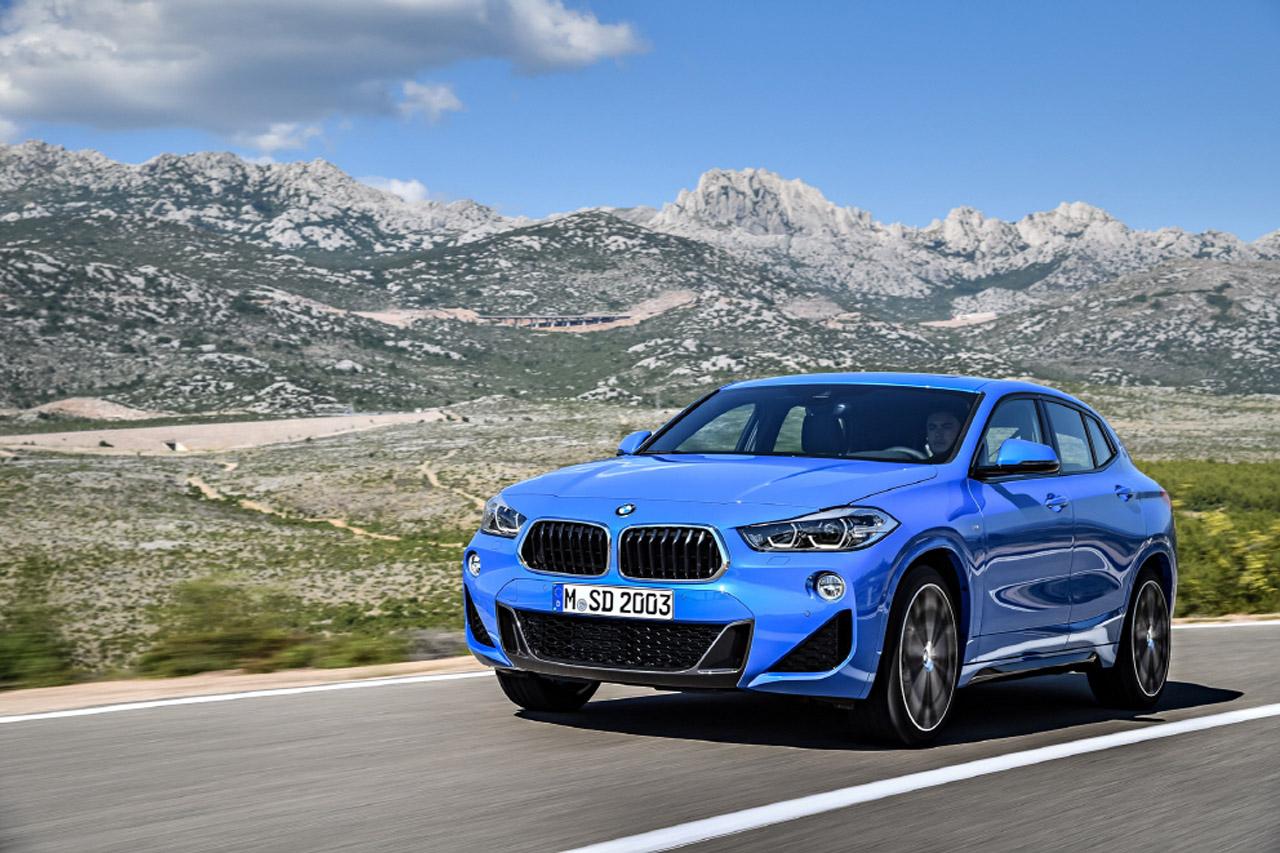 사진-BMW 뉴 X2