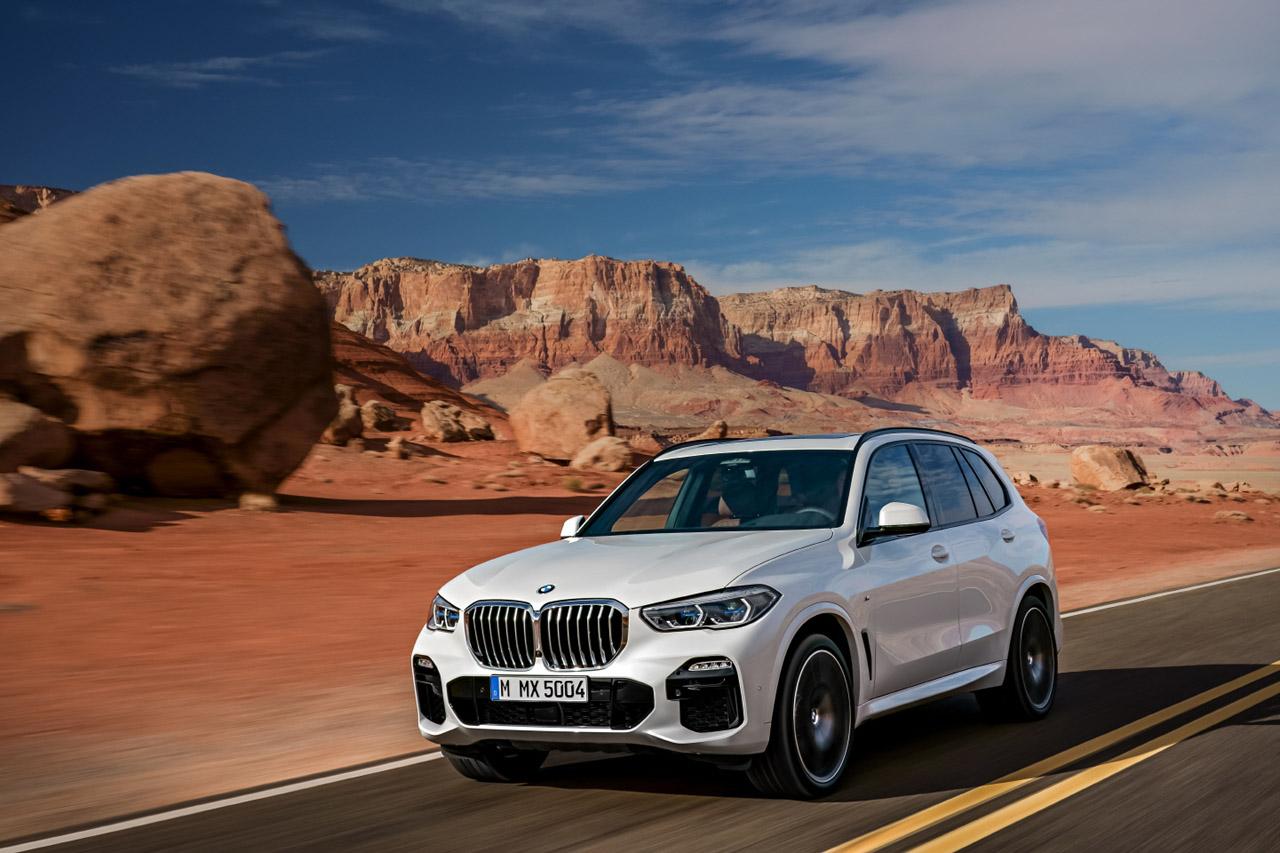 사진-BMW 뉴 X5 (1)