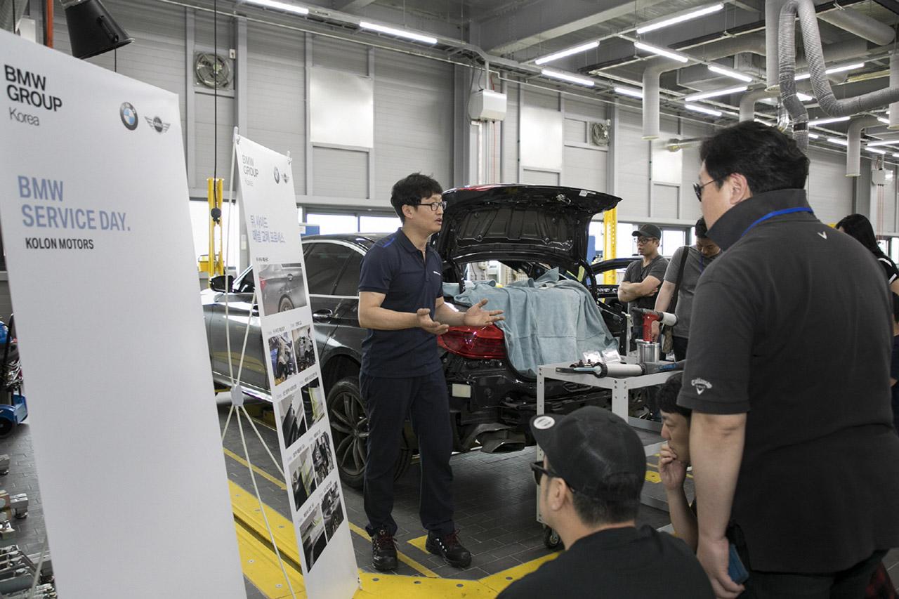 사진-BMW 코오롱모터스 서비스데이 (1)