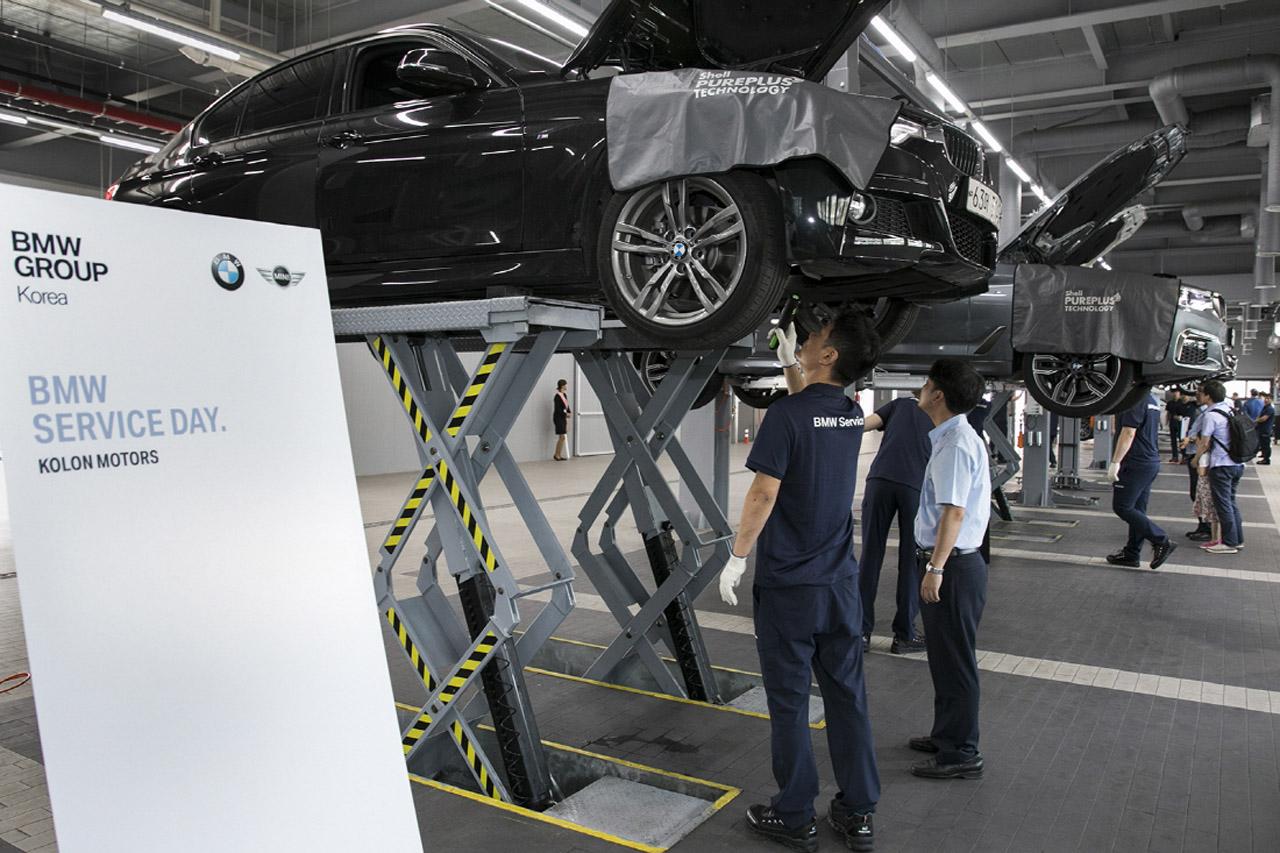 사진-BMW 코오롱모터스 서비스데이 (2)