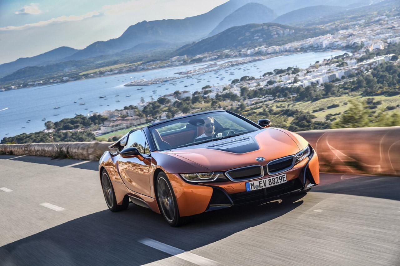 사진-BMW i8 Roadster(1)