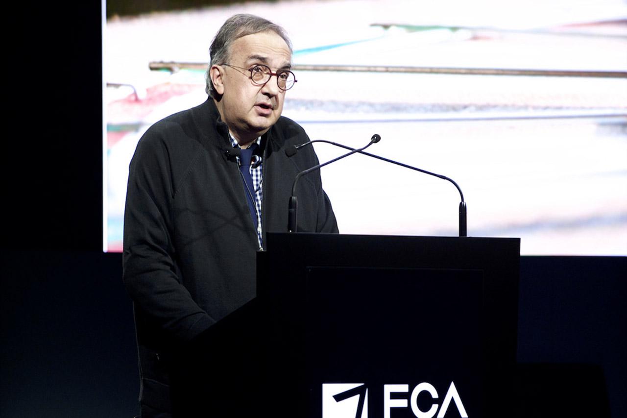 사진1-FCA 그룹, 2018-2022 사업 계획 발표