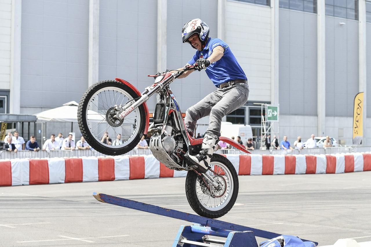 Motoradshow Horst Hoffmann, P8, outdoor