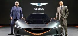 제네시스 브랜드, '2018 부산모터쇼' 참가 '에센시아 콘셉트' 아시아 첫 선