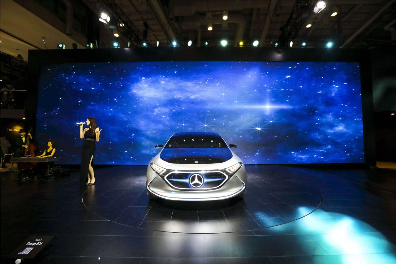 180618 [보도자료] 메르세데스-벤츠 코리아 공식 딜러 한성모터스 BIMOS Mercedes-Benz VIP night 진행