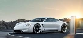 포르쉐, 최초의 순수 전기 스포츠카 '미션 E' 공식 모델명 발표