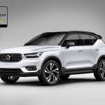 더 뉴 볼보 XC40, 2018 유로앤캡 평가에서 가장 안전한 차로 인정 받다