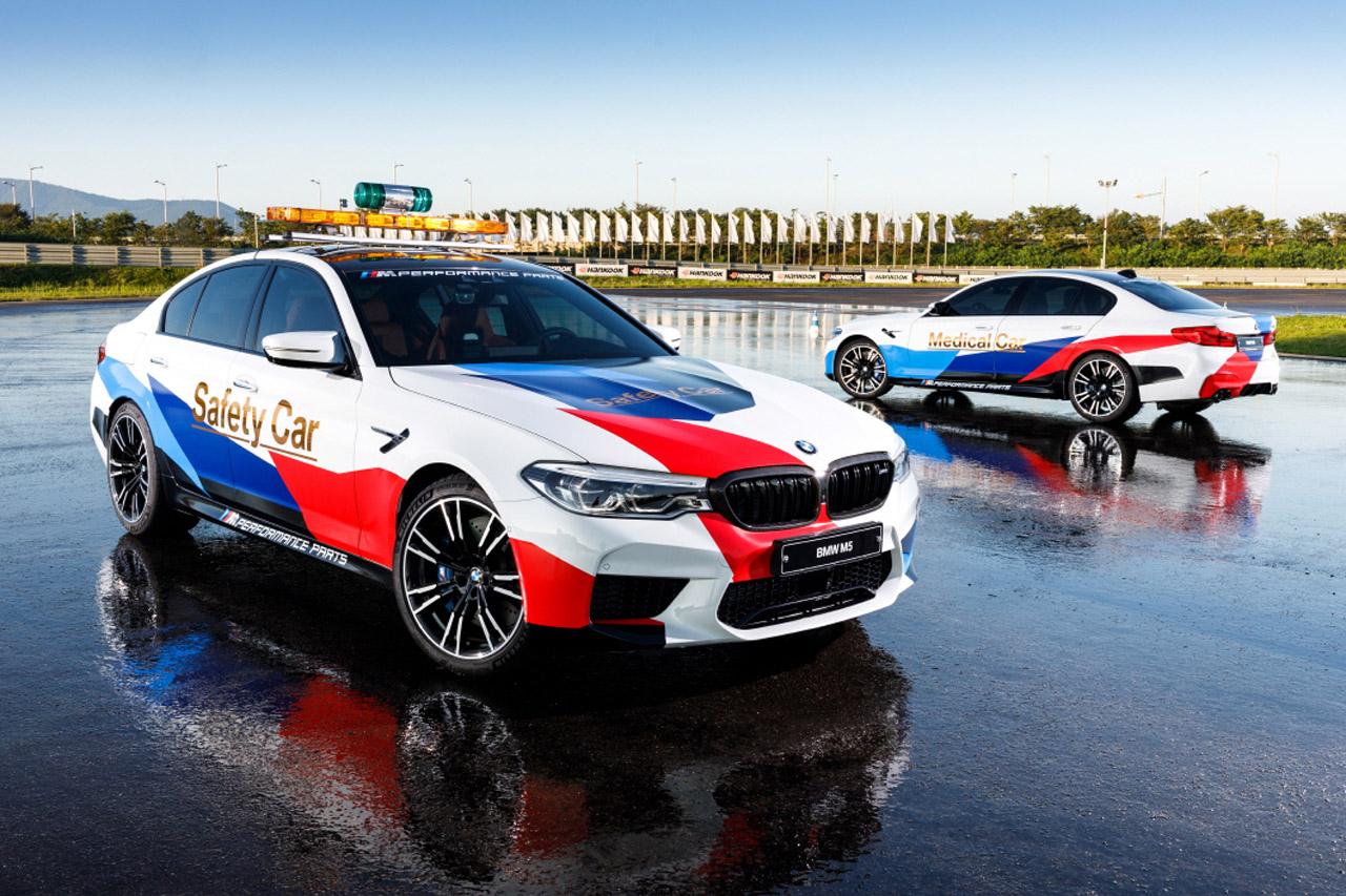 사진 - BMW 뉴 M5 세이프티카 (1)