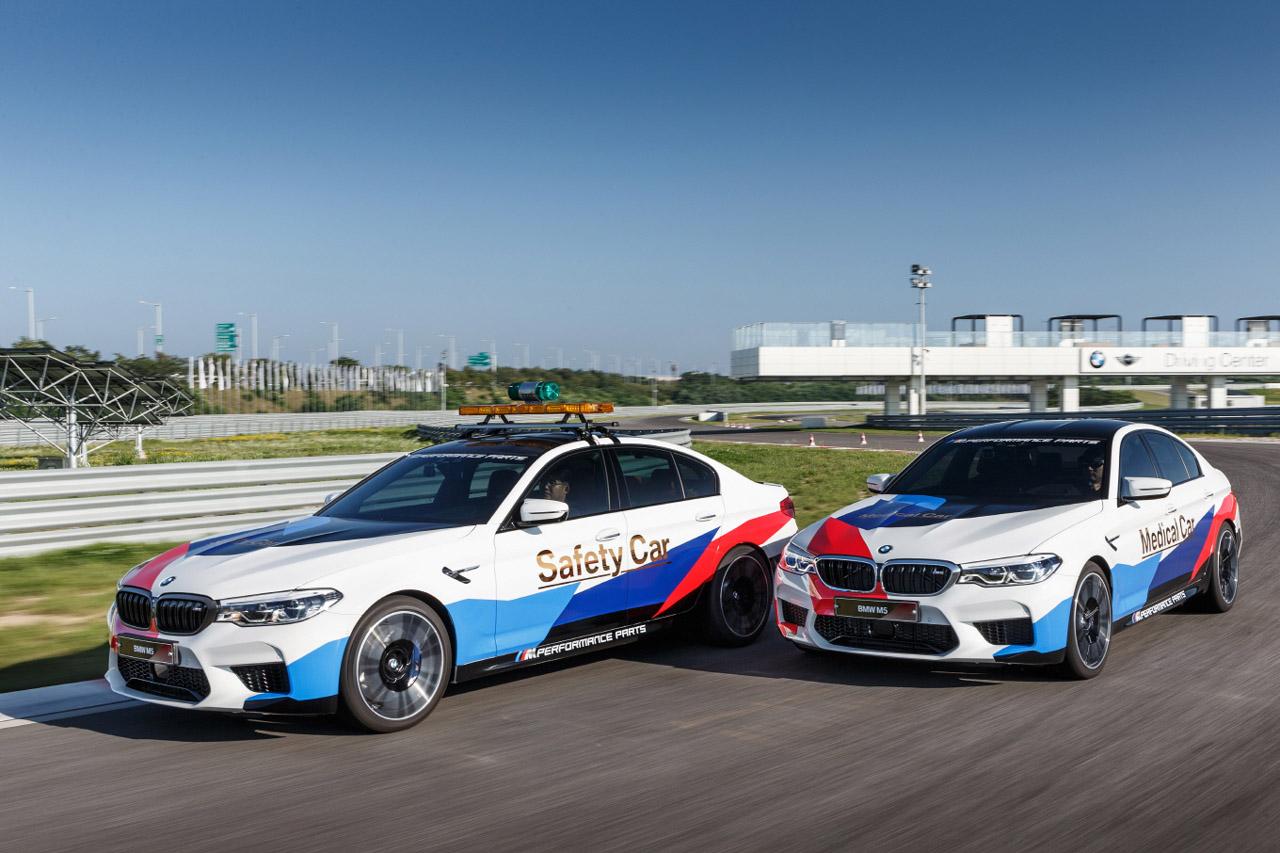 사진 - BMW 뉴 M5 세이프티카 (4)