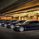 BMW 코리아, 롯데호텔서울과 의전용 '7시리즈' 공급 계약
