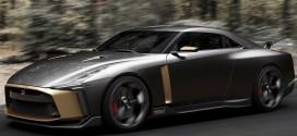 이것이 GT-R의 미래? 닛산 GT-R50 이탈디자인 콘셉트 공개