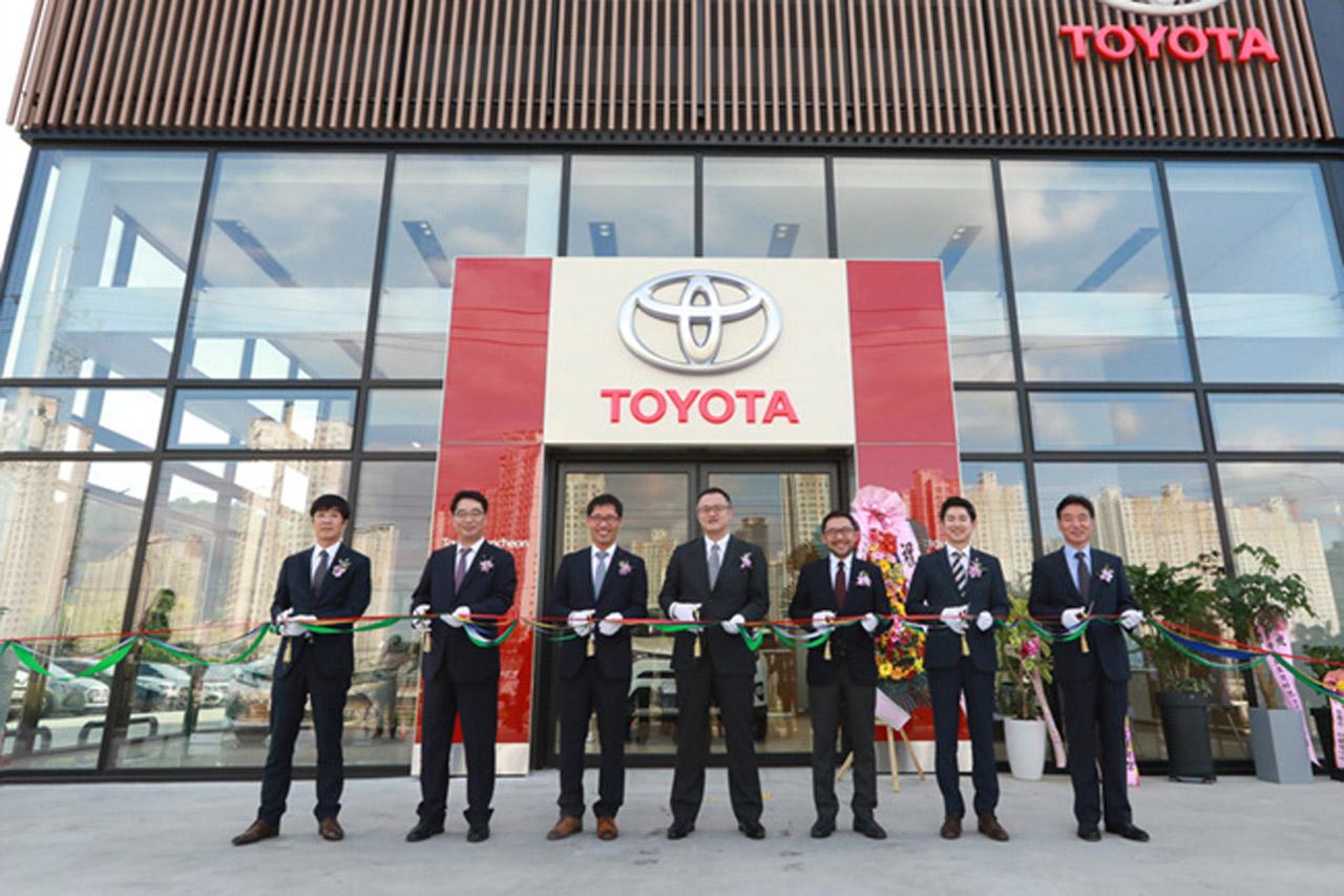 [사진자료_8] 한국 토요타 자동차 토요타, 렉서스 순천 전시장 및 서비스센터 신규 오픈