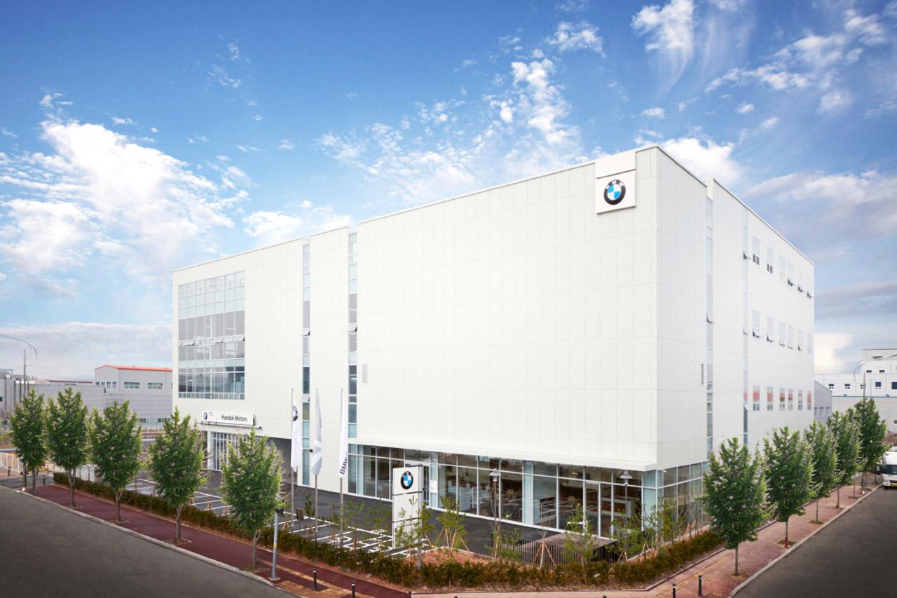 이미지-BMW 코리아 서비스센터
