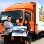 앨리슨 전자동변속기로 고장 없이 전국 120만km 누빈 화물 트럭