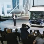 만트럭버스, 2018 독일 하노버 상용차모터쇼서 도심형 순수 전기 트럭 'CitE' 선보여