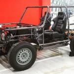 모헤닉 모터스, 인휠모터 전기차 오픈 플랫폼 2.0 공개