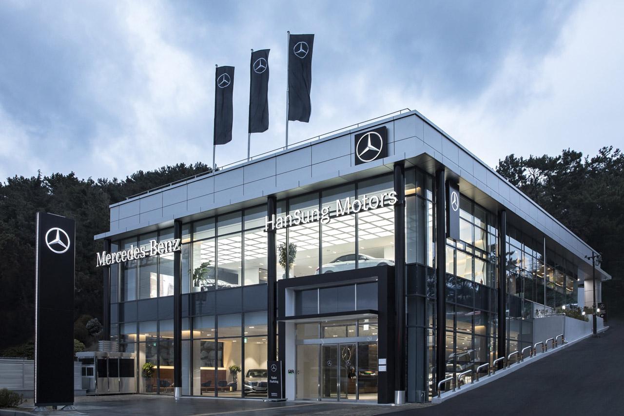 180914[보도자료] 메르세데스-벤츠 코리아 공식딜러 한성모터스, 부산 북구 전시장만의 특색있는 Mercedes-AMG 시승행사 진행