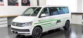 독일 튜너 ABT, 폭스바겐 상용차를 위한 전기차 개조 프로그램 출시