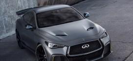 인피니티, F1 하이브리드 기술 탑재한 '프로젝트 블랙 S' 프로토타입 공개