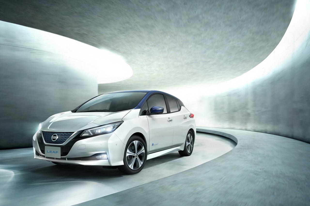 [사진자료] 한국닛산, 대구 국제 미래자동차 엑스포에서 신형 리프 국내 첫 공개 (2)
