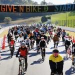 제1회 메르세데스-벤츠 '기브앤바이크(GIVE 'N BIKE)' 기부 자전거 대회 개최