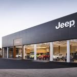 지프(Jeep), 포항 지프 전용 전시장 오픈