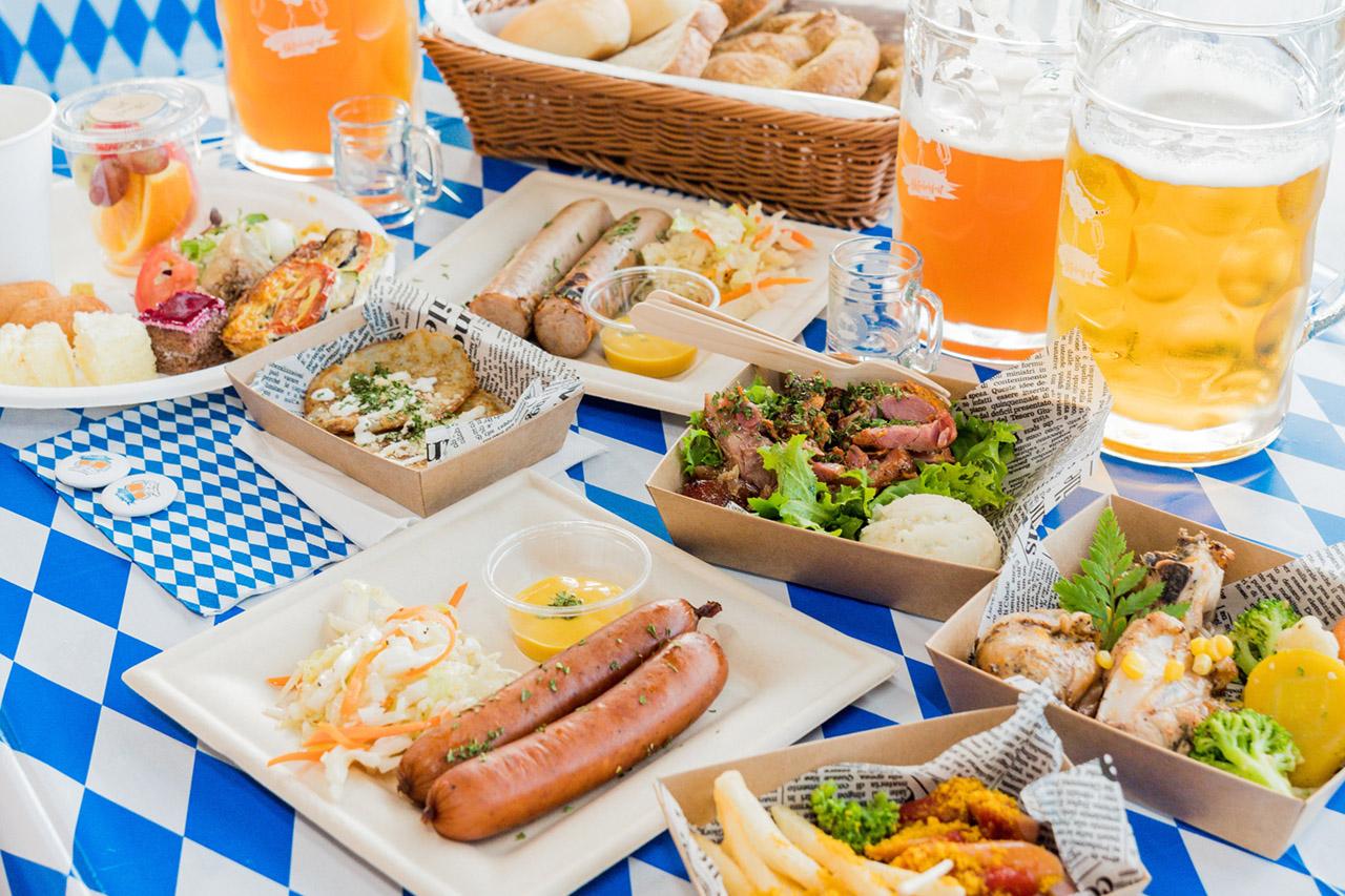 [참고사진] 포르쉐 센터 용산, VIP 고객 대상 가을 독일 문화 축제 _2018 YSAL 옥토버페스트_ 개최 (2)