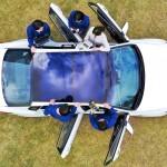 현대기아차, 솔라시스템 기술 공개 1