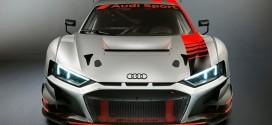 아우디, R8 LMS GT3 파리모터쇼에서 세계 최초 공개
