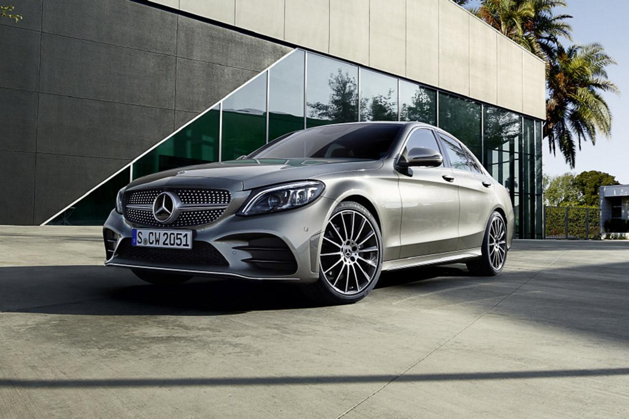 Mercedes-Benz C-Klasse Limousine (2018)  Mercedes-Benz C-Klasse Saloon (2018)