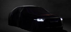 티저 공개된 '제네시스 G90′, 고급스러운 디자인으로 S클래스와 경쟁