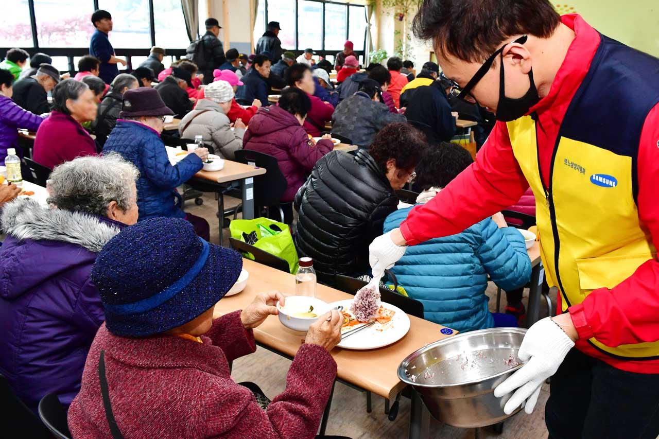 (5) 르노삼성 밥상공동체 희망나눔