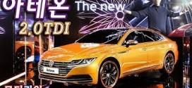 폭스바겐 아테온 신차 리뷰, 날렵하고 넓고, 내가 제일 예뻐! Volkswagen Arteon