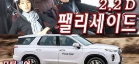 현대 펠리세이드 2.2D 시승기 1부, 과연 정말 매력적인가? Hyundai Palisade