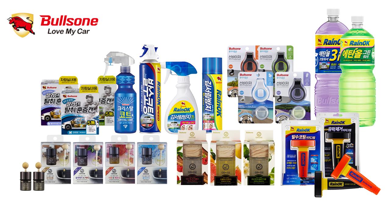[불스원] 생활화학제품 전성분 및 제품안전보건자료 공개