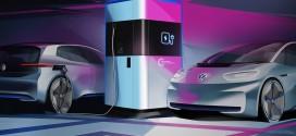 폭스바겐, 올 상반기 교체 가능한 EV 급속 충전소 만든다