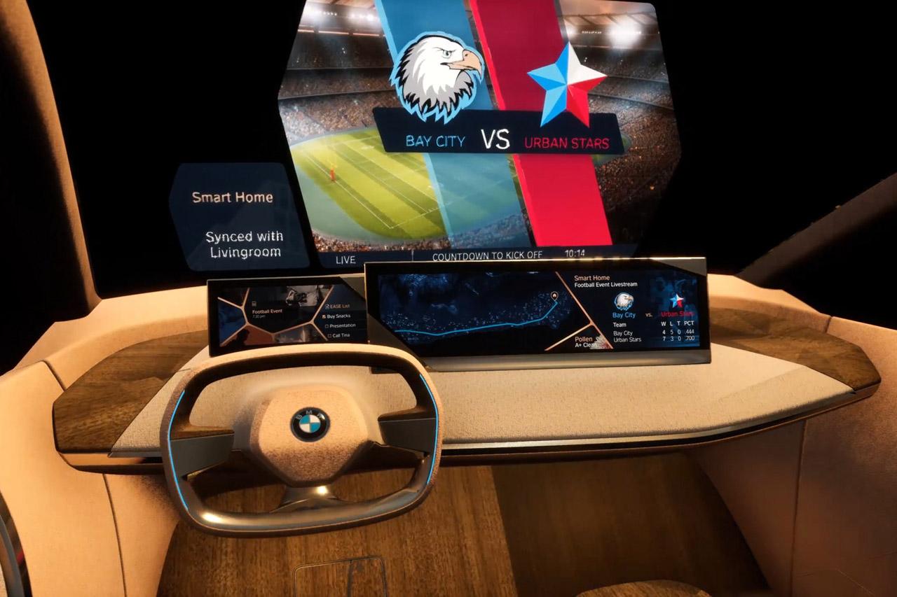 BMW i넥스트 시운전_라이브스트리밍