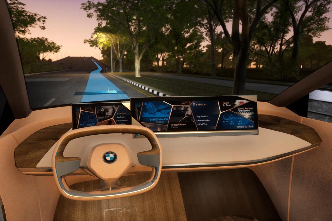 BMW i넥스트 시운전_이즈모드