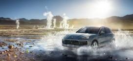 포르쉐코리아, 신형 카이엔(The new Cayenne) 국내 공식 출시