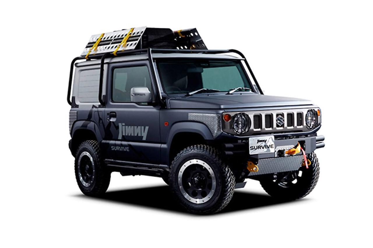 Suzuki-Jimny-Survive-concept-for-Tokyo-Auto-Salon-2019