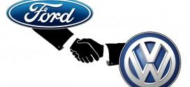 폭스바겐그룹, 포드와 글로벌 협력 제휴