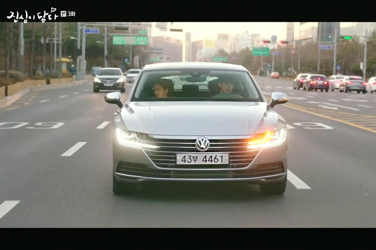 [참고사진] 폭스바겐코리아, tvN 드라마 _진심이 닿다_에 차량 협찬 (4)