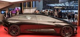 애스턴 마틴도 SUV 시장에 합류한다!! 제네바에서 공개될 라곤다 SUV 컨셉
